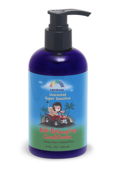 Kids Detangling Conditioner  Unscented 8oz