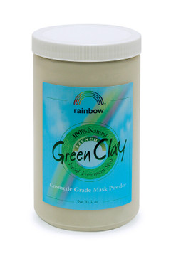 Green Clay Powder Bulk 32oz