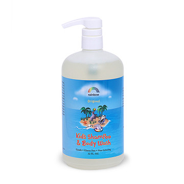 Kids Shampoo & Body Wash Original Scent 32oz