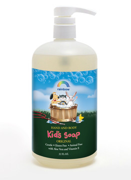 Kids Liquid Soap - Original Scent 32oz
