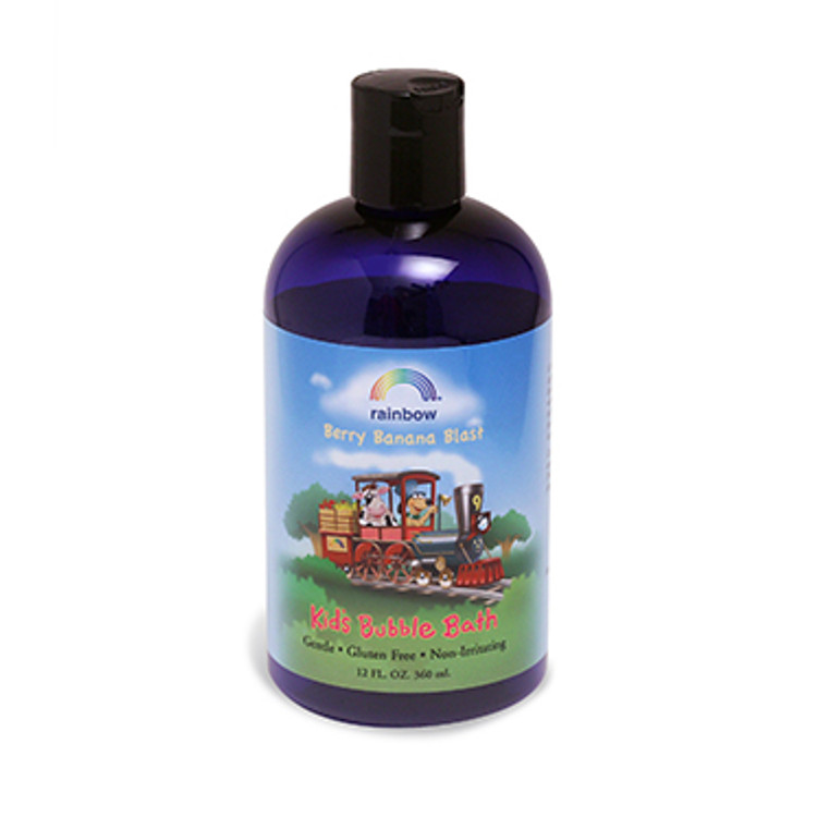 Kids Bubble Bath  Berry Banana Blast 12oz