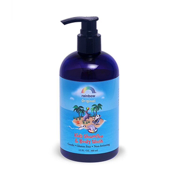 Kids Shampoo & Body Wash Original Scent 12oz