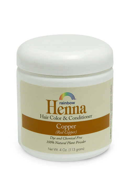 Henna Copper 4oz,17oz,34oz.
