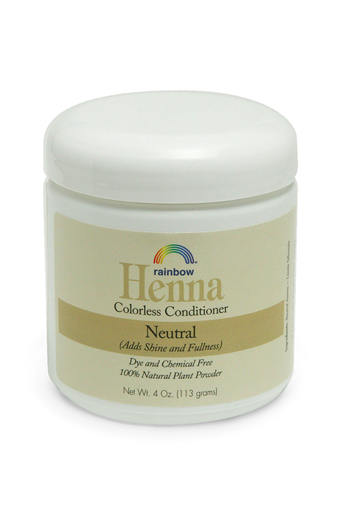 Henna Neutral 4oz,17oz,34oz.
