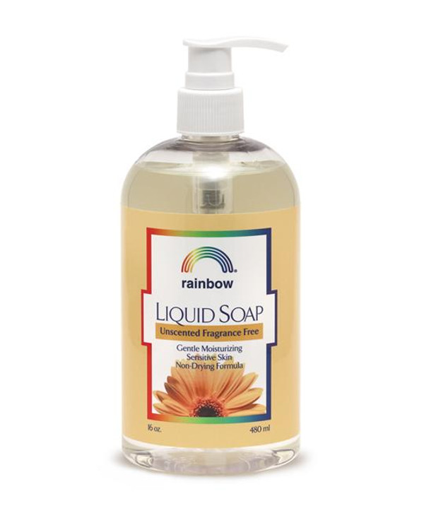 Liquid Soap - Unscented 16oz