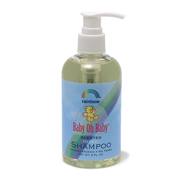 Baby Shampoo  Scented (Lavender/Chamomile) 8oz & 16oz