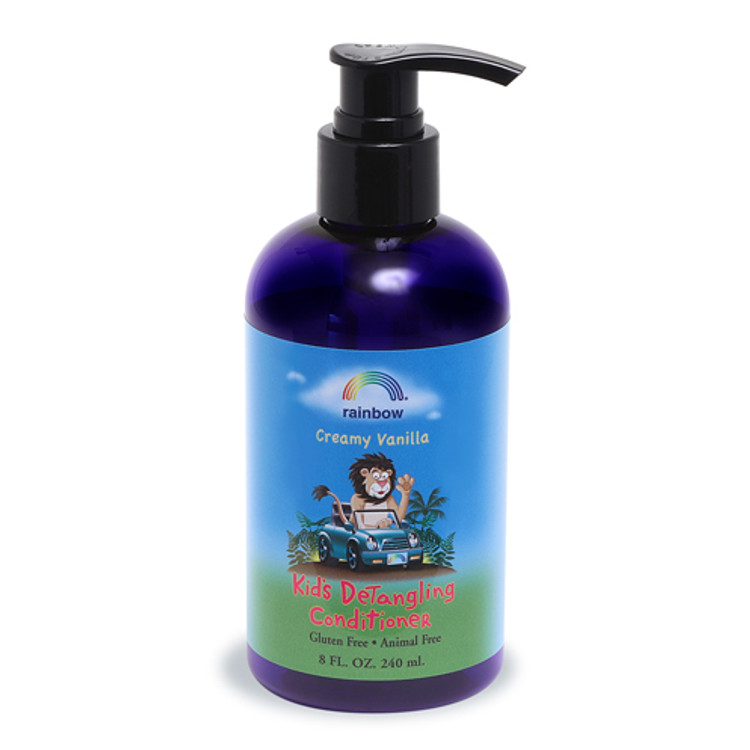 Kids Detangling Conditioner  Vanilla 8oz
