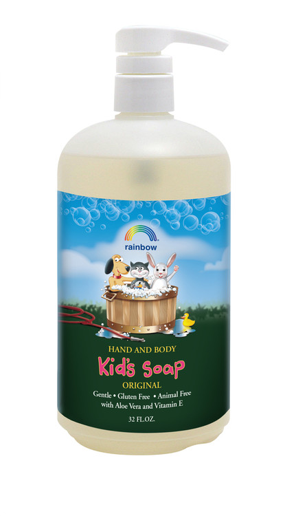 Kids Liquid Soap - Original Scent 32oz