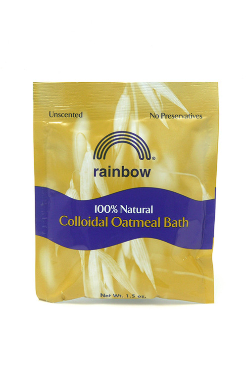 Colloidal Oatmeal Bath Powder Single Packet