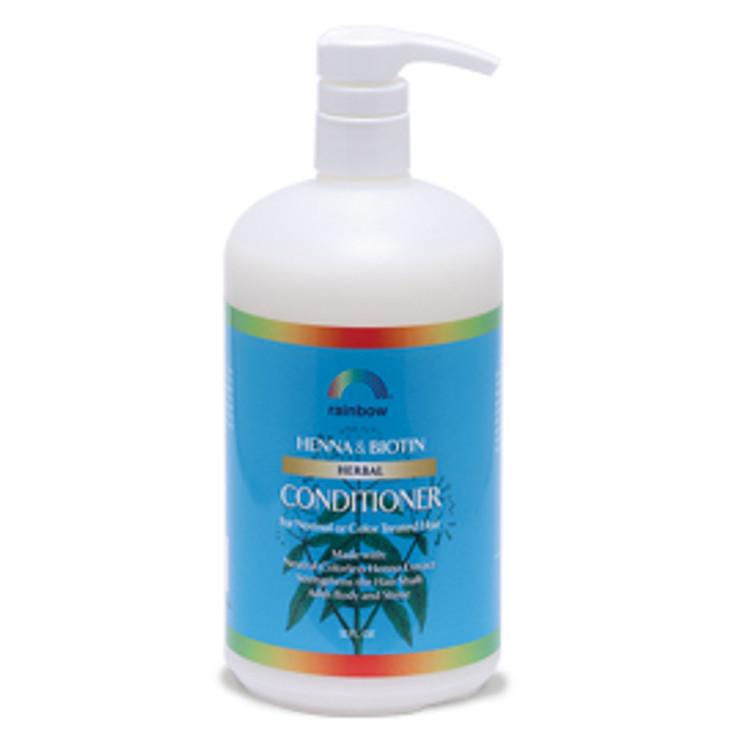 Henna & Biotin Conditioner 32oz