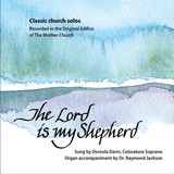 God Is My Shepherd (SKU: DGTM5509)