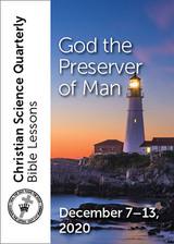 Digital Bible Lesson: God the Preserver of Man, Dec 13, 2020 (Audio MP3)