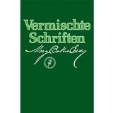 Vermischte Schriften 1883-1896 (E-Book Ausgabe) / Miscellaneous Writings 1883-1896 Translation (German) – eBook – (PDF)