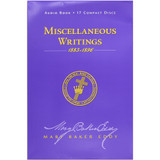 Miscellaneous Writings 1883-1896 (Audiobook CD)