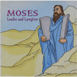 Moses: Leader and Lawgiver - Front cover