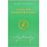 Collected Shorter Writings (Audiobook CD)