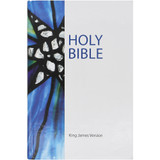 Holy Bible, King James Version – Sterling Edition (Hardcover, thumb-tab indexed) - Front cover