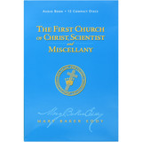 The First Church of Christ, Scientist, and Miscellany (Audiobook CD)