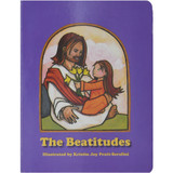The Beatitudes (children's board book) - Front cover