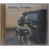Solitary Freedom – CD - Front cover
