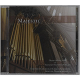 Majestic – CD - Front cover