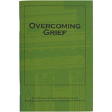 Overcoming Grief (pamphlet) - Front cover