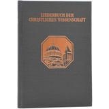 Liederbuch der Christlichen Wissenschaft - Front cover