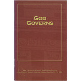 God Governs (Pamphlet) - Front cover