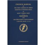 Handbok för den Första Kristi-Scientistkyrkan // Church Manual — Hardcover (Swedish)