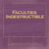 Faculties Indestructible  Audiobook Download)