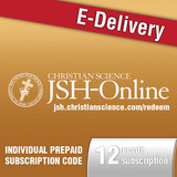 12 month JSH-Online Prepaid Subscription (E-Delivery Code)