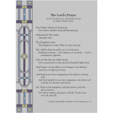 Lord's Prayer Note Card and Envelope