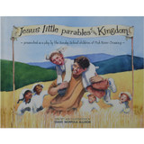 Jesus' Little Parables of the Kingdom - Front cover