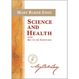 Science and Health with Key to the Scriptures by Mary Baker Eddy, Marble Edition, Paperback