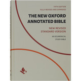 The Oxford Annotated Bible, New Revised Standard Version, 5th Edition