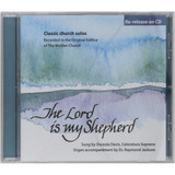 The Lord is My Shepherd – CD - Front cover