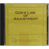 God's Law of Adjustment – Audiobook (CD) - Front cover