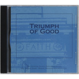 Triumph of Good – Audiobook (CD) - Front cover