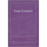 The Christ (pamphlet 3-pack) - Front cover