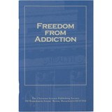Freedom from Addiction (pamphlet 3-pack) - Front cover