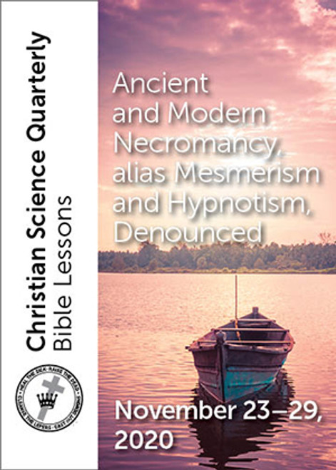 Digital Bible Lesson: Ancient and Modern Necromancy, alias Mesmerism and Hypnotism Denounced (All Formats)