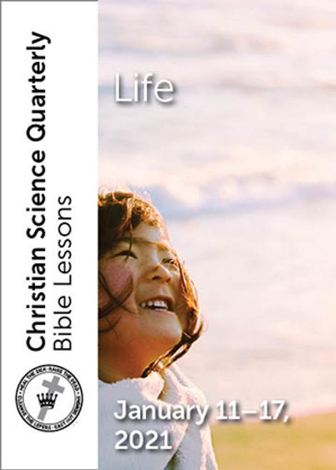 Digital Bible Lesson: Life, Jan 17, 2021 – Buy all downloadable formats
