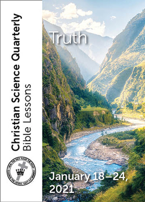Digital Bible Lesson: Truth, Jan 24, 2021 – Buy all downloadable formats