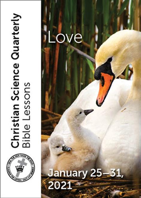 Digital Bible Lesson: Love, Jan 31, 2021 – Audio (MP3)