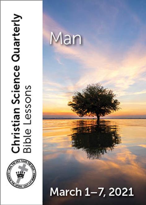 Christian Science Quarterly Bible Lessons: Man, Mar 7, 2021 – eBook (MOBI)