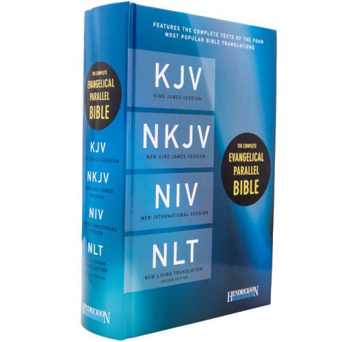 Evangelical Parallel Bible 3/4