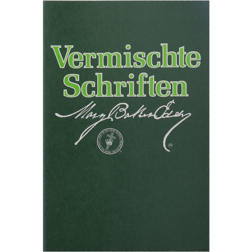 Vermischte Schriften 1883-1896
