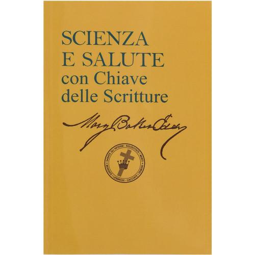 Scienza e Salute con Chiave delle Scritture – Paperback (Italian)