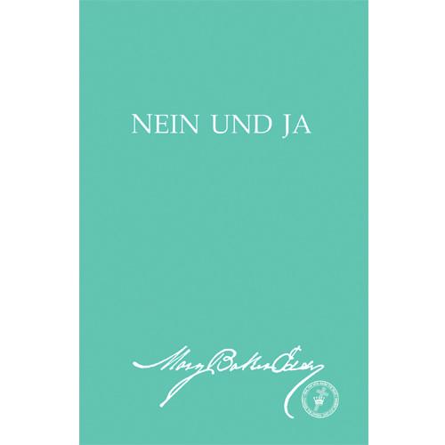 Nein und Ja (E-Book Ausgabe) / No and Yes (German Translation — eBook) —(PDF)
