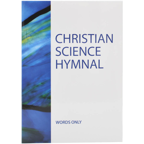 Christian Science Hymnal (Hymns 1-429) — Words Only,  Sterling paperback edition - Front cover